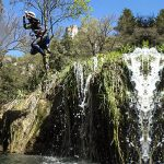 Barranquismo en Tarragona - Barranco de la Glorieta