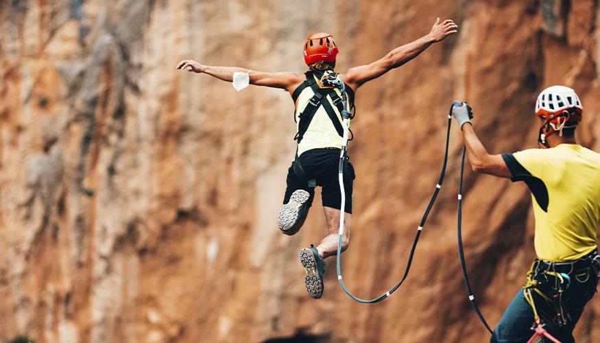 Rope Jumping en Montanejos (Castellón)